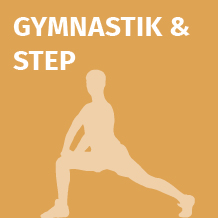 TGV Icons Gymnastik Step